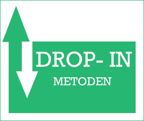 drop- in metoden logo